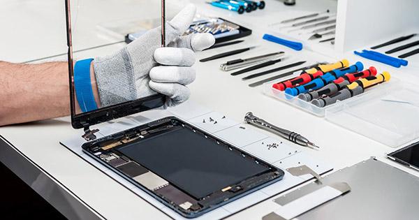 Réparation de vos tablettes