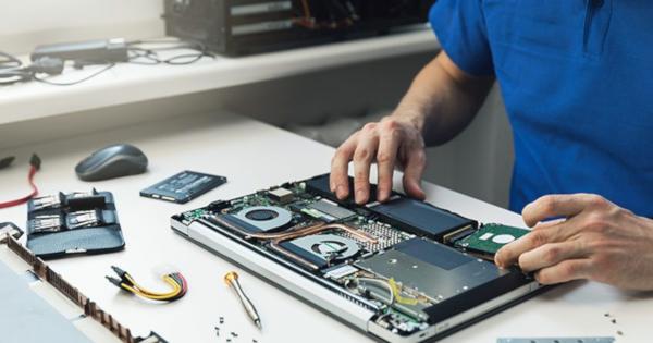 Réparation de vos ordinateurs